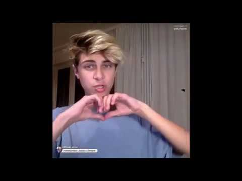 Lukas Rieger YouNow Valentinstags Stream (14.02.2017)