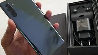 Samsung Note 10 256Gb bekas 8.950.000