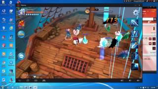 Thiên Hạ Garena- Game mobile mới ra mắt của Garena