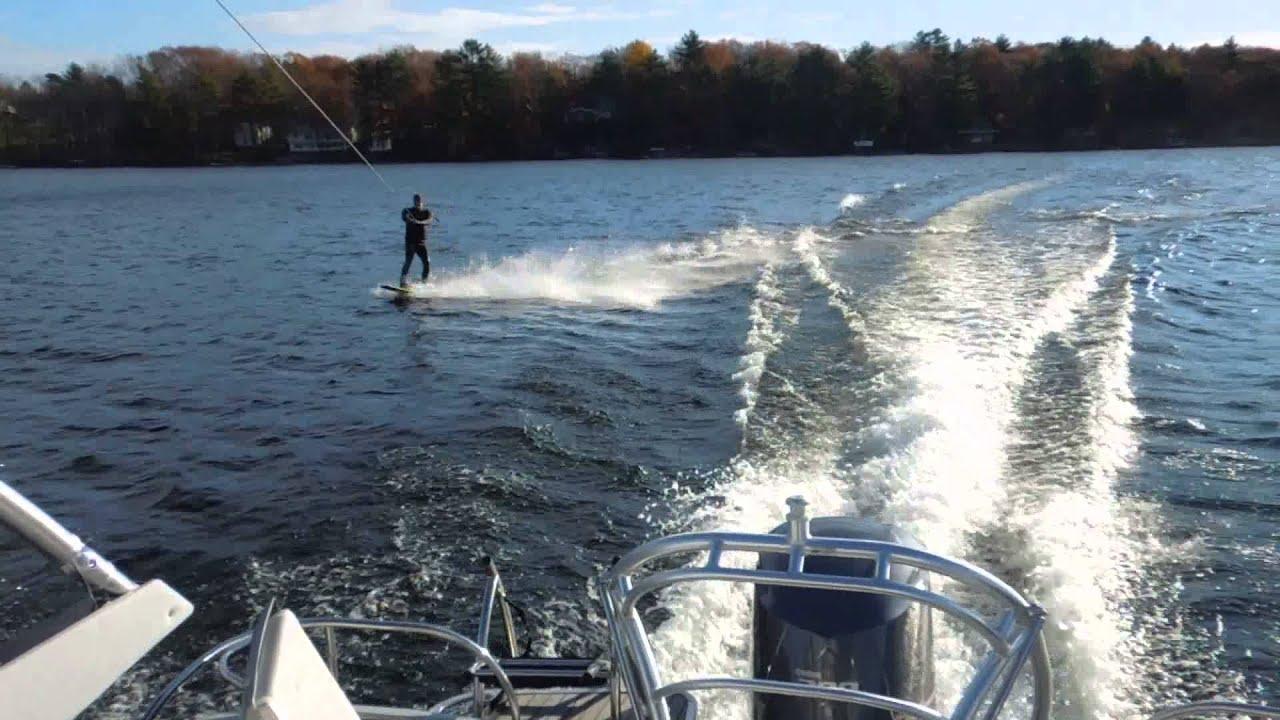Aqua Patio 250 Express Wakeboarding At Moose Landing