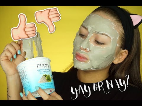Peel Off mask review | Mask Mondays Yes Hipolito