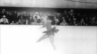 Jenkins and Heiss Olympic Figure Skating Champions (1960)