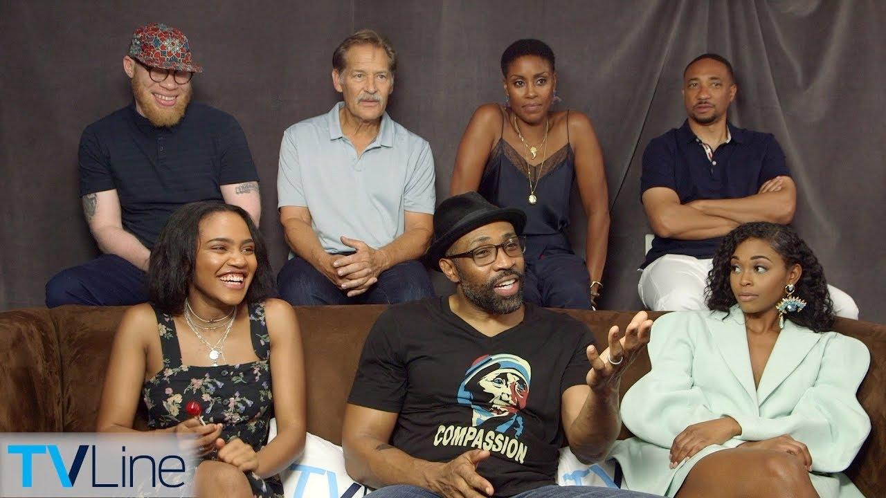 'Black Lightning' Cast Previews Season 2 | Comic-Con 2018 |