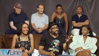 'Black Lightning' Cast Previews Season 2 | Comic-Con 2018 | TVLine