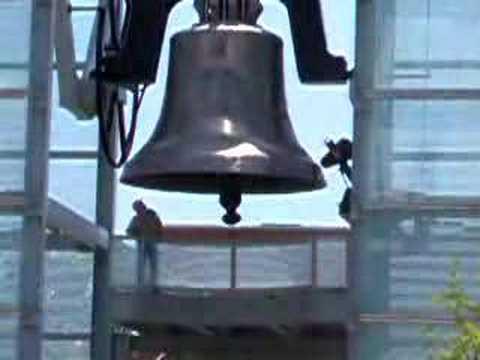 Peace Bell at Newport Kentucky