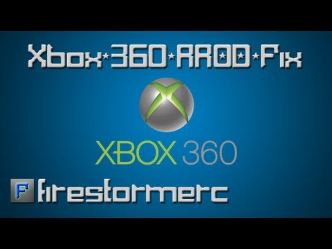 How to Fix the RROD Xbox 360 Step By Step Part 4 of 4