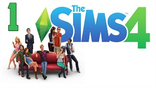 "The Sims 4 Walkthrough - Part 1 ""Creating A Criminal"""