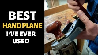 BEST HAND PLANE I've Ever Used - Bailey Line Life #13