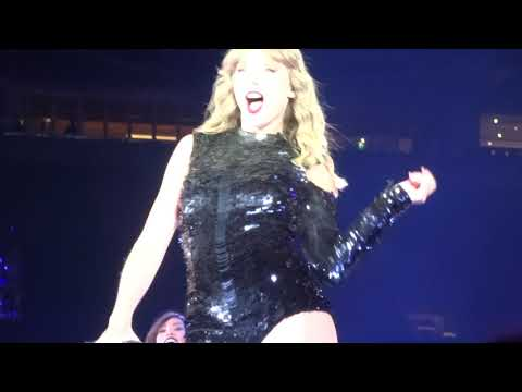 Taylor Swift - Gorgeous Live - Night #2 - Levi's Stadium - 5/12/18 - [HD]