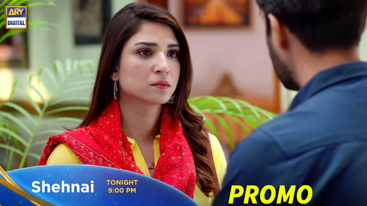 Shehnai Upcoming Episode tonight at 9:00 PM only on ARY Digital