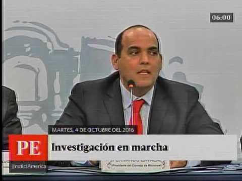 América Noticias: Primera Edición - 04.10.16