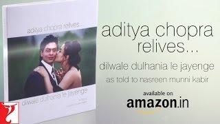 Aditya Chopra relives... Dilwale Dulhania Le Jayenge - Book Promo Thumbnail