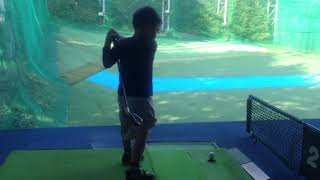 Thor Pedersen Early Golf Career -age 4, Tokyo Japan