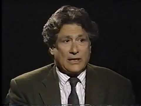 Edward Said Conversation With Bill Moyers