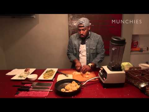How to make Egg Rolls with Chef E Dubble