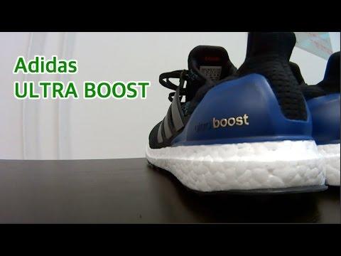 the latest bdc4b b1775 Adidas Ultra Boost  Unboxing de la zapatilla con más amortiguación para  running