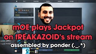 mOE gets Trolled by JACKPOT [feat. SHAFFER, swag, fREAKAZOID]