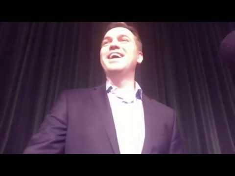 Austin Petersen Speaks at Hillsdale College on why Trump Won
