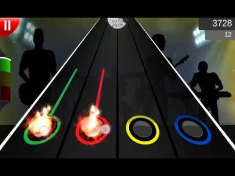 Linkin Park - Faint (Guitar Flash Android Gameplay)