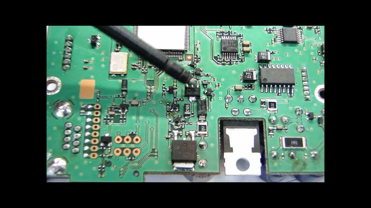 YAESU FT-857D Won't Power Up and How To Fix by ALPHA