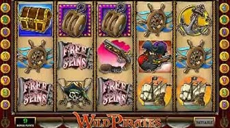Wild Pirates - Gold Club Casino