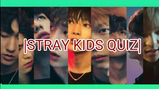 [Stray Kids Quiz] How well do you know Stray Kids? (Easy Version)