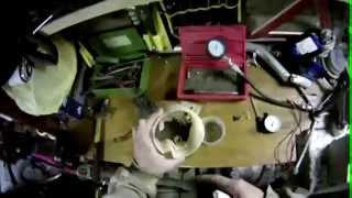 видео Плавание оборотов двигателя на холостом ходу