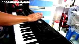Dạy Đàn Organ ] Bài Luyện Ngón Cơ Bản Nhất Nguyễn Kiên