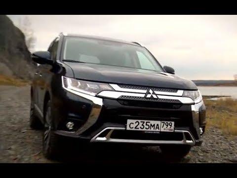 Mitsubishi Outlander 2019 года новые фото