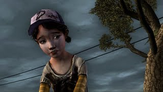 The Walking Dead Episode 5 No Time Left - Post-Credits Cutscene [HD] [Spoilers] [TWD Video Game]