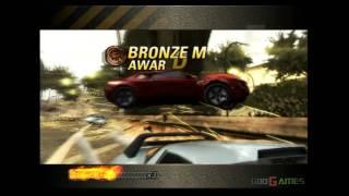 Burnout Revenge - Gameplay Xbox (Xbox Classic)