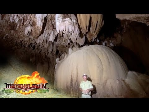 The inside of the Cavinti Cave Complex   Matanglawin