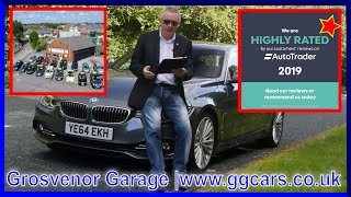 Review and Virtual Video Test Drive In Our 2014 BMW 4 Series Gran Coupe 3 0 430d Luxury