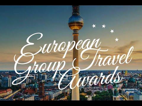 EGTA European Group Travel Awards Berlin 2015 by HotelPlanner