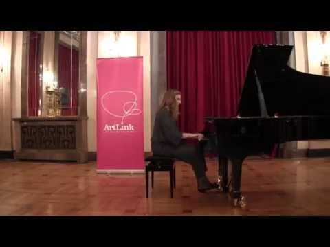 Sanja Bizjak plays Sergei Prokofiev's Piano Sonata No. 6 in A major, Op. 82 [1940]