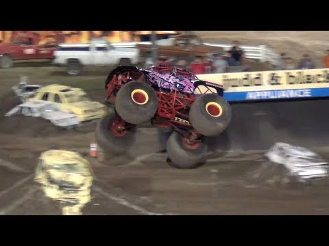 Monster Slam 17 Obstacle Course Racing @ Skagit Speedway 2017