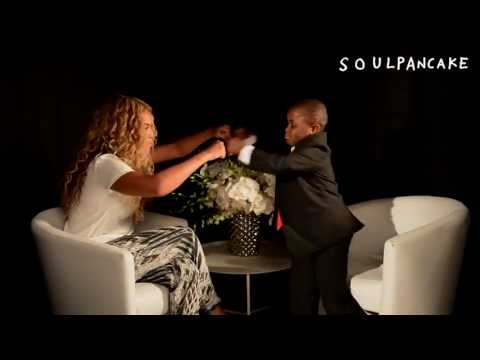 World Humanitarian Day 2013 - Beyonce Helps Kid President With WHD2013