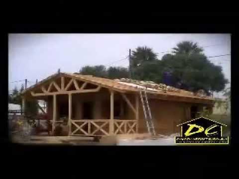 Casas de madera barbate cadiz andaalucia espa a somos fabricantes youtube - Casas de madera en cadiz ...