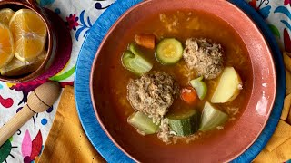 Albondigas (how To)