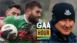 Mayo and James Horan are back, Dublin pre-season and the sin bin trick - GAA Hour football