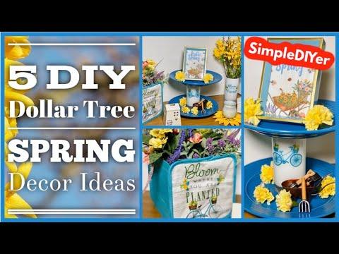 dollar-tree-diys- -5-spring-farmhouse-diys- -easy-home-decor-2020- -simple-diyer