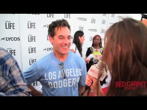 Adrian Pasdar at LYCOSLifeParty Launch with Greg Grunberg & BandfromTV LYCOSLifeProject