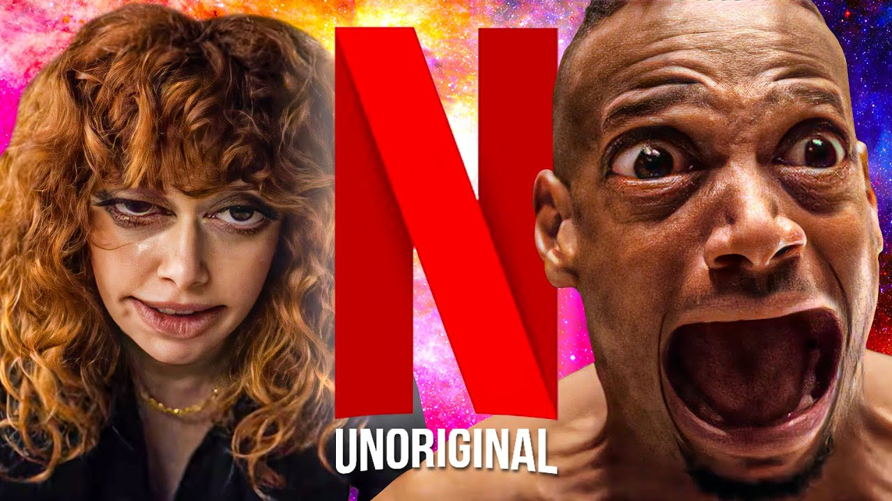 """ALL these Netflix """"Originals"""" are just RIP-OFFS of a Classic Movie!"""