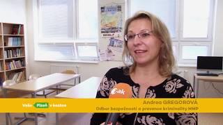 Plzeň v kostce (29.10.-4.11.2018)