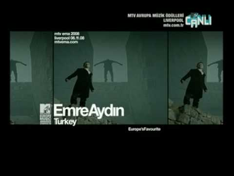 MTV Europe Music Awards Liverpool 08 - Winner Emre Aydın