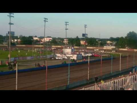 Late Model Heat 1 Terre Haute Action Track