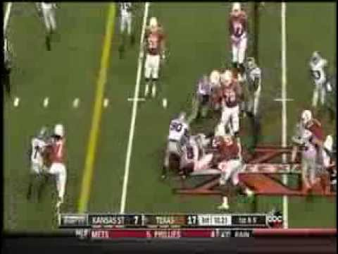 Jonathan Gray vs Kansas State (2013)