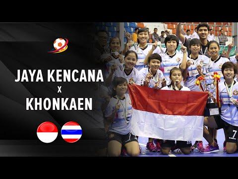 Highlight Final: JK Angels Indonesia vs Khon Kaen FC Thailand (2-2) Pen 5 - 4 : AFF Futsal Club 2016