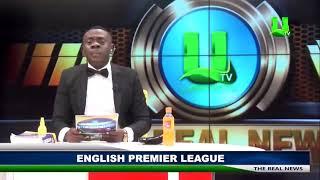 Смотрите на это видео Читает новости про футбол