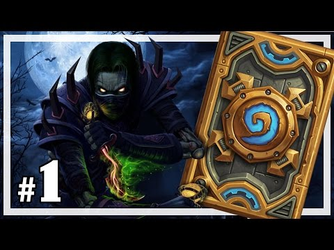 Hearthstone: I Don't Need No Deck (Rogue Constructed)